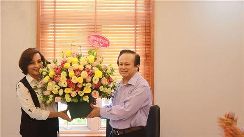 Gặp mặt kỷ niệm 89 năm thành lập Hội Liên hiệp Phụ nữ Việt Nam ( 20/10/1930 -20/10/2019)