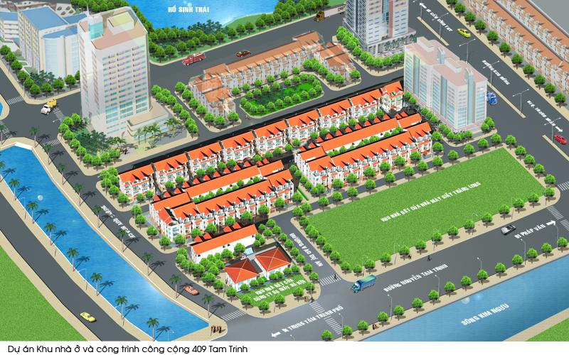 Dự án 409 Tam Trinh