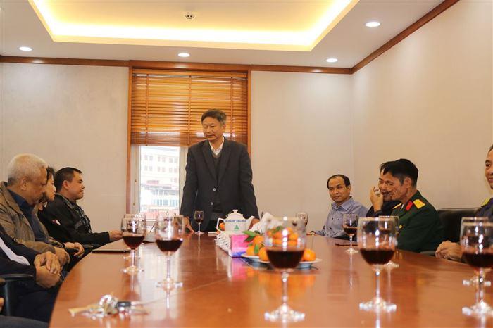 Công ty cổ phần đầu tư phát triển nhà Constrexim tổ chức kỷ niệm ngày thành lập Quân đội nhân dân Việt Nam 22/12/2019.