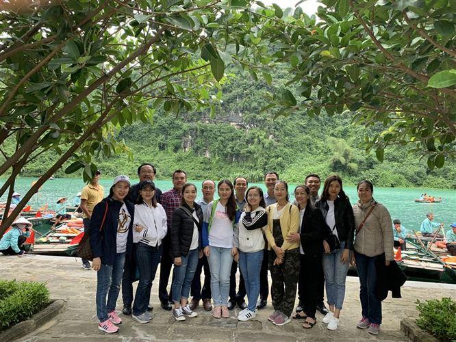 Công ty CONSTREXIM – HOD tổ chức kỷ niệm ngày phụ nữ Việt Nam 20/10/2020.
