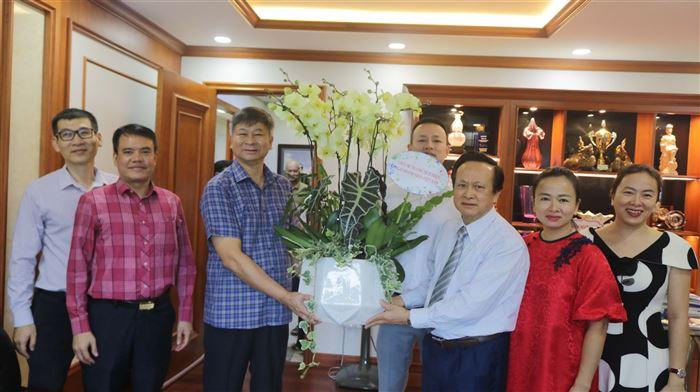Công ty CONSTREXIM – HOD tổ chức kỷ niệm ngày Doanh nhân Việt Nam